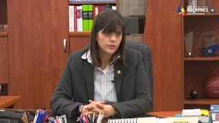 Laura Codruţa Kovesi: De ce să-mi dau demisia? Pentru că am deranjat inculpaţi?