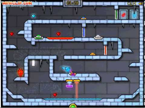Miniclip Ice Temple Fireboy Amp Watergirl Level 36 Guide