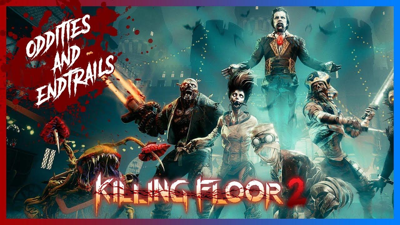 Killing Floor 2 Split Screen You