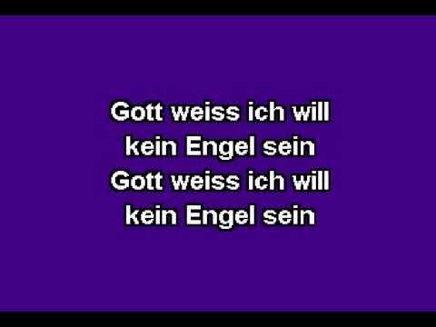 Karaoke Rammstein - Engel