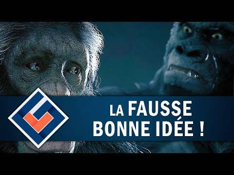 CRISIS on the PLANET OF THE APES : La fausse bonne idée ! | GAMEPLAY FR