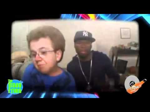 Keenan Cahill ft. 50 Cent vs. The Disco Fries