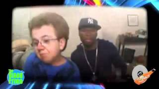 keenan cahill ft 50 cent vs the disco fries down on me official remix video