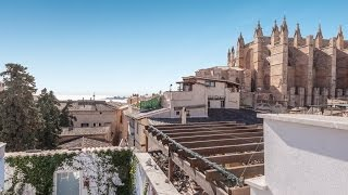 Old Town Palace With Roof Terrace And Panoramic Views, Palma de Mallorca - 6479