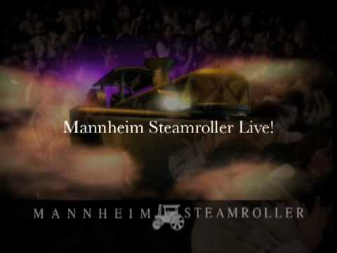 Mannheim Steamroller Live Rudolph the Red Nose Reindeer