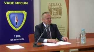 Główne obozy polityczne II RP a Kościół katolicki