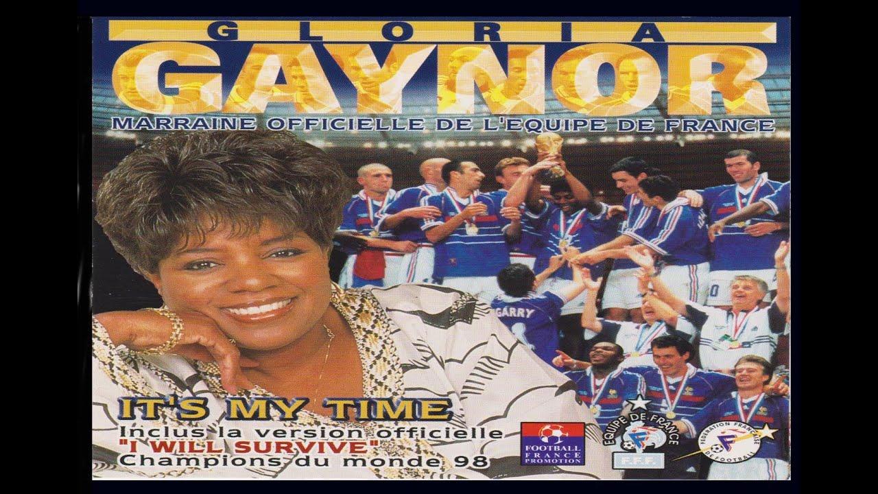 official images buy best promo code Gloria Gaynor - I will survive (version officielle des champions de la  coupe du monde 1998)