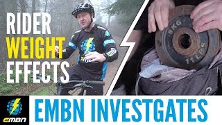 How Much Does Weight Affect Your E Bike Riding?   EMBN Investigates