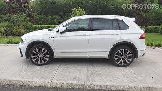 Volkswagen Tiguan First Adblue Fill
