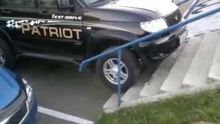 OffRoad 4х4. Test drive Toyota vs UAZ Patriot тест драйв Extreme 4x4(Это видео теперь доступно по ссылке - https://youtu.be/gICn6ypCAEc Приносим свои извинения за неудобства. Светодиодные..., 2014-11-07T09:39:40.000Z)