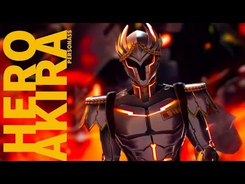 Hero Akira Boss Fight Persona5 S Phantom Strikers Switch Youtube