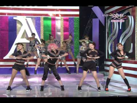 [Music Bank K-Chart] Breathe - miss A