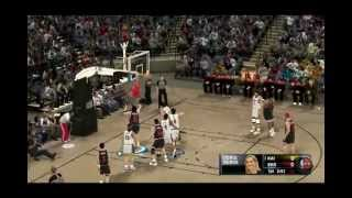 kainan vs shohoku (slamdunk vs. dearboys 2k11)