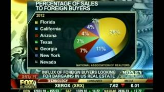 Tanya Marchiol talks real estate with FBN's Melissa Frances