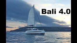 Обзор катамарана Bali 4.0 |  Бали 4.0 | Cupiditas | Купидитас