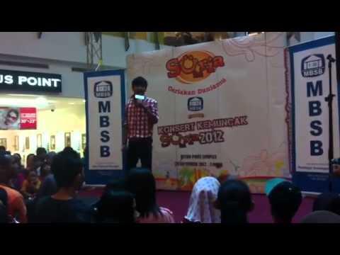 Dirimu Terunggul - Feroq 'live at Metro Point Kajang'