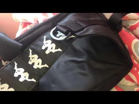 689a893fa5 Kappa Premium Sling Bag Review