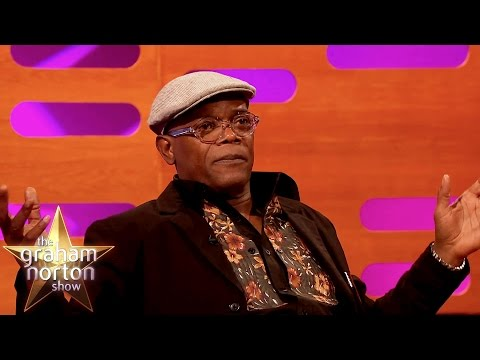 Samuel L. Jackson Became A Cheerleader To Meet Women - The Graham Norton Show