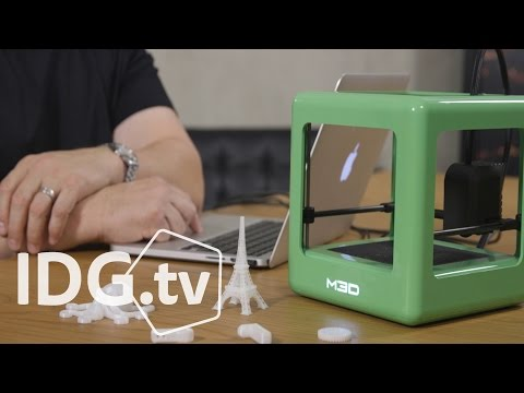 Review: Micro 3D printer from M3D