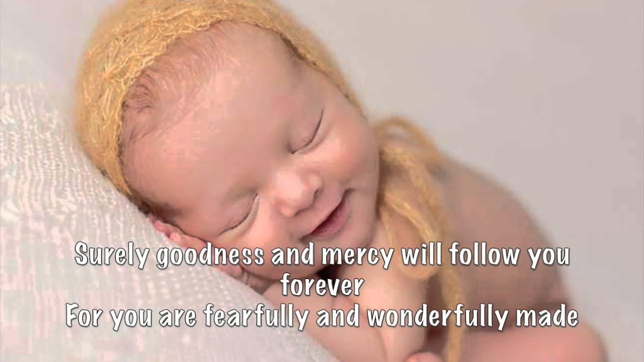 Wonderfully Made Lyrics By Scripture Lullabies Youtube