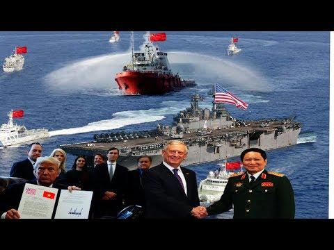 Download Trực tiếp: Trung Quốc nhận trái đắng, Mỹ công nhận chủ quyền biển đảo cho Việt Nam ở biển Đông