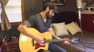 Tim Mcgraw - Diamond Rings And Old Bar Stools - (steve Alexander Cover)