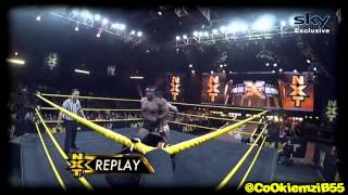 Bo Dallas Wins NXT Championship