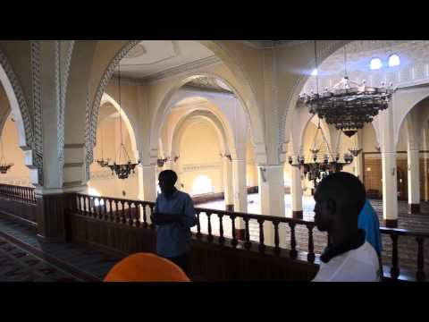 VISIT TO GADDAFI NATIONAL MOSQUE KAMPALA (Uganda Vlog #003)