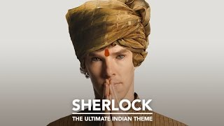 BBC's Sherlock Theme  - The Indian Version - Mahesh Raghvan