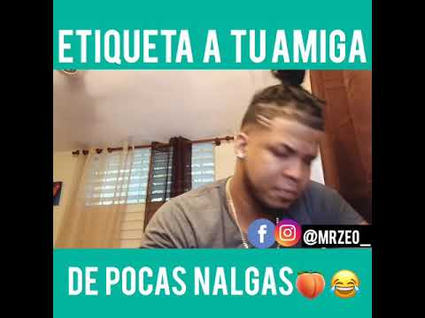 Mr Zeo - La Amiga Sin Nalgas
