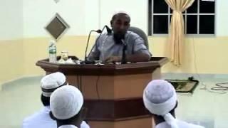Ustaz Azhar Idrus ~ Cerita Seorang Wali di Zaman Nabi Musa A.S