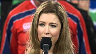 God Defend New Zealand (National Anthem): Hayley Westenra - Rugby World Cup Final 2011