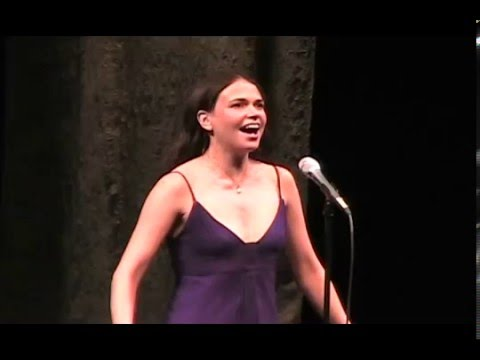 Sutton Foster - Gimme Gimme [An Evening with Sutton Foster, Chicago 2010]
