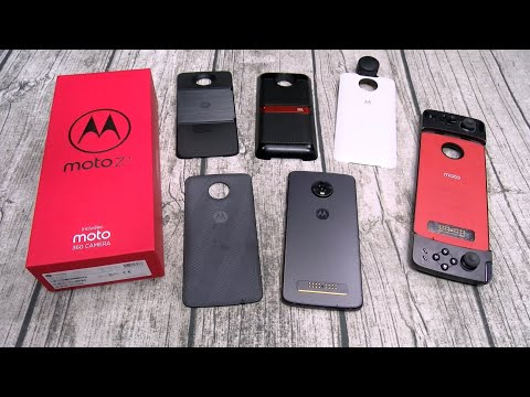 """Moto Z4 """"Real Review"""" - The Most Fun You'll Have With a Phone!"""