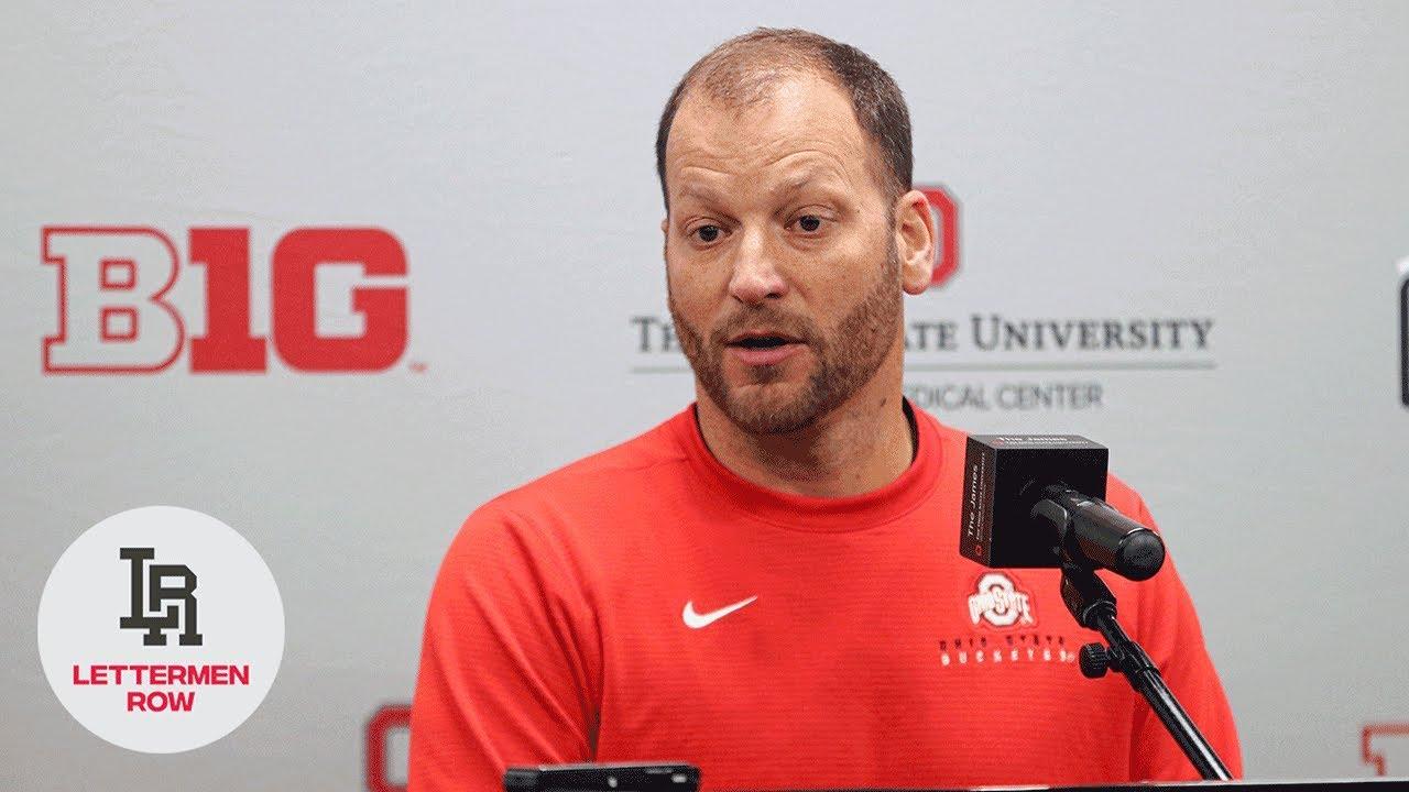 Mike Yurcich: Ohio State quarterbacks coach on Justin ...