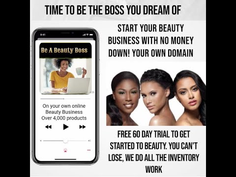 How To Start Your Online Beauty Supply Store With Stylist Solution For FREE Proof Of Payments