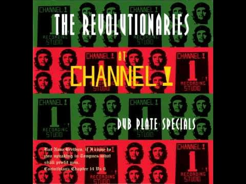 Revolutionaires - Dub Plate Specials - Album