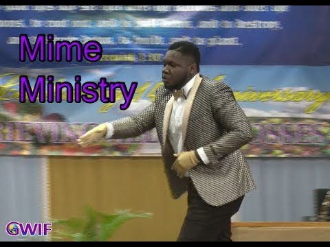Mime Ministry Role of the Husband Apostle Andrew Scott