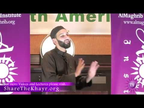 Omar Suleiman | When the Truth Hurts: Women of Paradise (Asiyah & Maryam) | AlMaghrib Institute