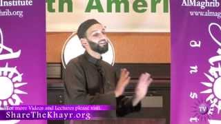 Shaykh Omar Suleiman | When the Truth Hurts: Women of Paradise (Asiyah & Maryam) ~ ilmfest