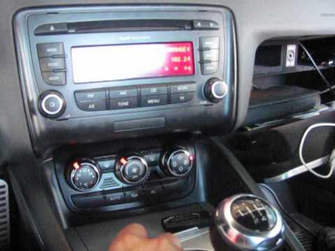 Audi A3 Usb Amp Ipod Iphone Dice Youtube