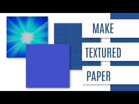 How to make textured paper in PicMonkey thumbnail
