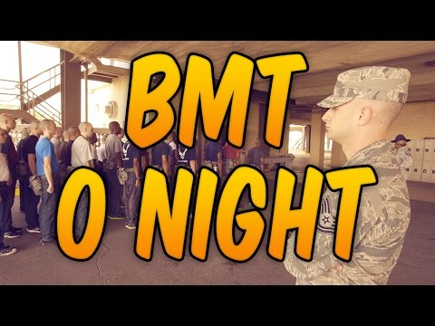 Zero Night - Shipping to BMT / United States Air Force