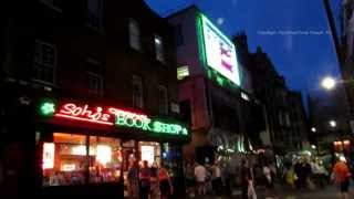 Walk around the Red Light District in Soho London  3