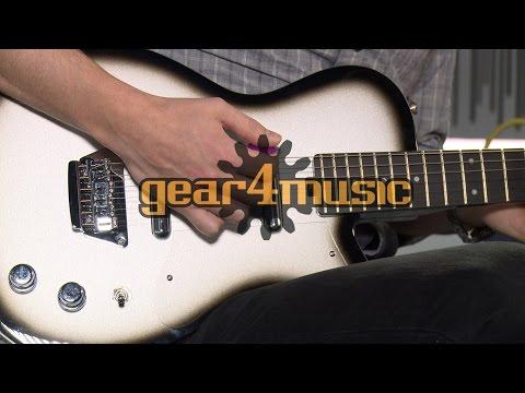 Silvertone 1303/U2 Electric Guitar