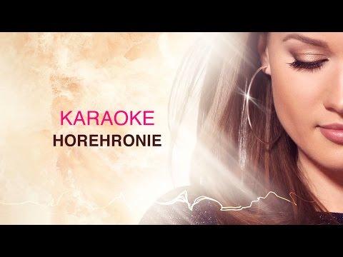Kristína - Horehronie (Karaoke Version)