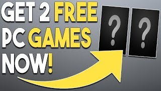 Get 2 FREE PC Games NOW and Steam SUMMER SALE Starts TOMORROW!