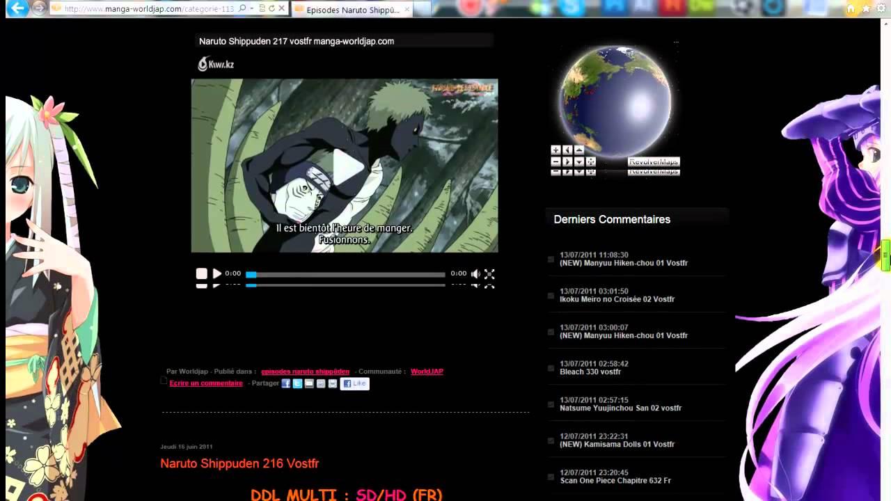 manga streaming sites