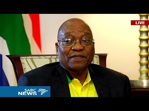 In conversation with ANC President Jacob Zuma, 15 December 2017