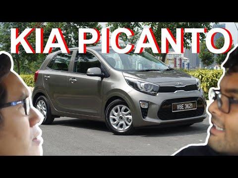 Autophiles Review | 2018 Kia Picanto 1.2 EX